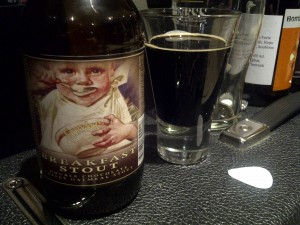 An 8.3% Imperial Stout from Grand Rapids, MI